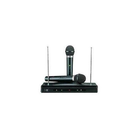 Max Wireless Microphone System + Free Mic Sponge