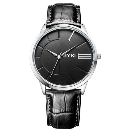 Eyki Black Executive Business Elegant Watch EET1033L – Black