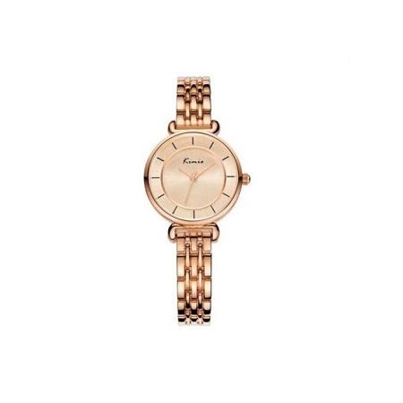 Kimio Exquisite Ladies Bracelet Luxury Watch KW6028S - Gold