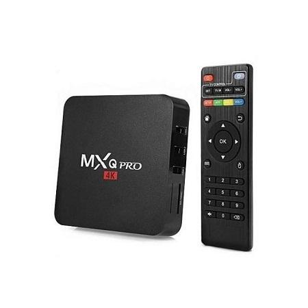 Mxq Android TV Box - Black