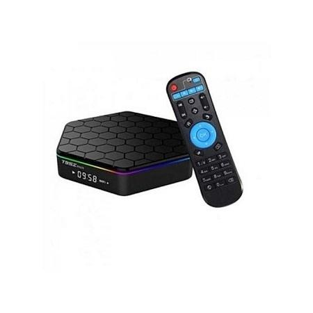 T95Z Plus Ultra HD Android Smart TV Box 3G RAM 32GB ROM Octa Core - Black
