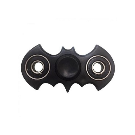 Batman Hand Fidget Spinner Stress Reliever - Black