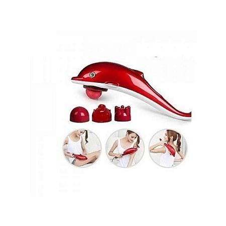 Dolphin Massage hammer Red