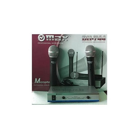 Max Professional Wireless Microphone
