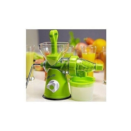 multi function manual Juicer- fruits and vegetable green normal