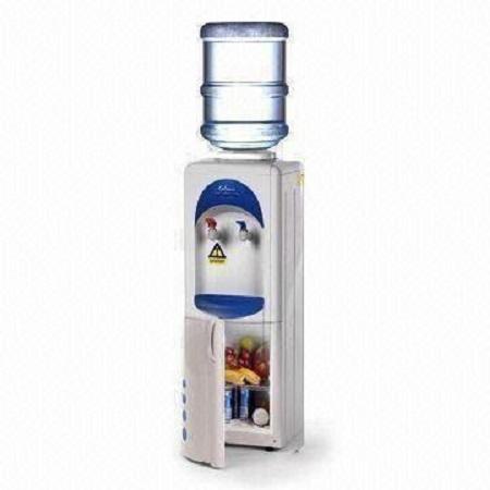 Bruhm BWD HC 11R - Water Dispenser - Silver Black