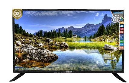 Bruhm BTF - 32HDTSP, 32 Inch, LED SMART & Digital TV - Black