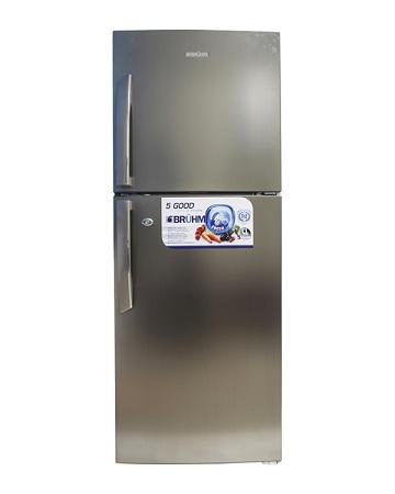 Bruhm BRD-205TENI 216L Fridge Frost Free Double Door Refrigerator