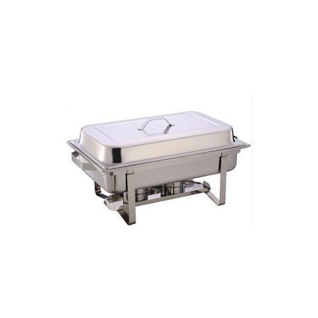 Signature Chaffing Dish- Warmer - Silver