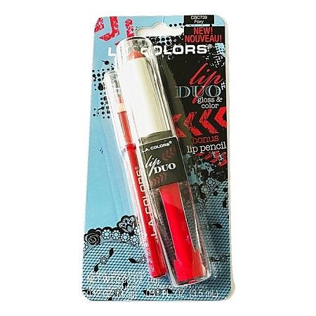 La Colour Urban Glam Lip Blisters-Foxy
