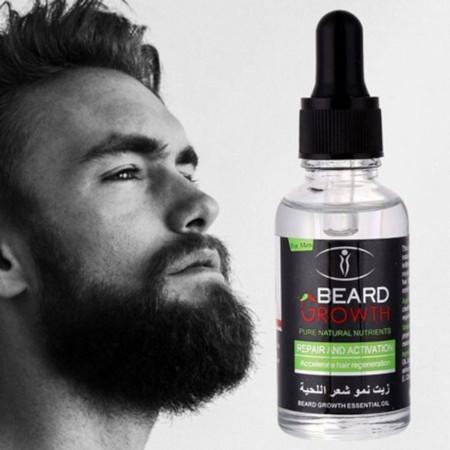 Beard Growth & Moustache Fast Growth Oil