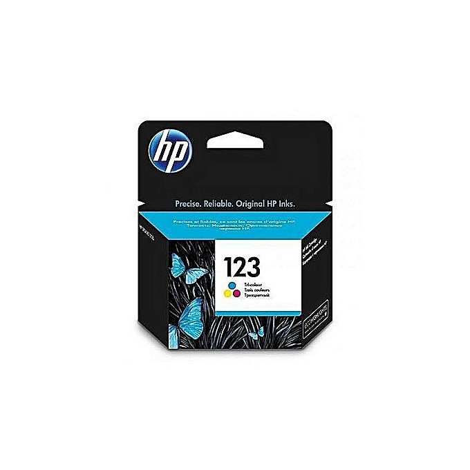 HP 123 Ink Cartridge - Tri color