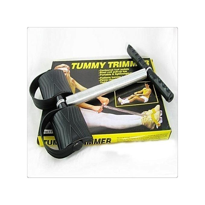 Tummy Trimmer - Black