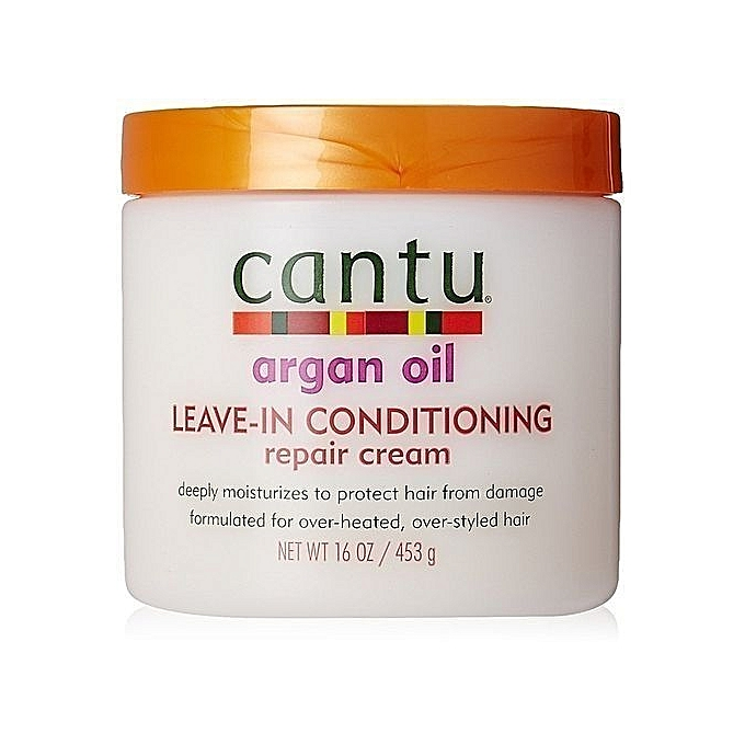 CANTU Shea Butter Leave-In Conditioning Repair Cream-453g