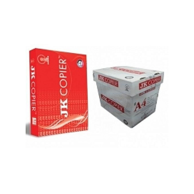 JK Copier Ream Paper JK-carton