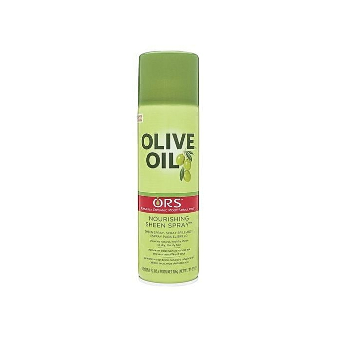 ORS Olive Oil Nourishing Sheen Spray -472 ml