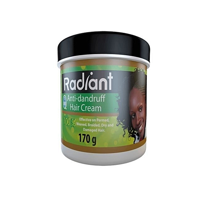 Radiant Anti Dandruff Hair Cream - 170g