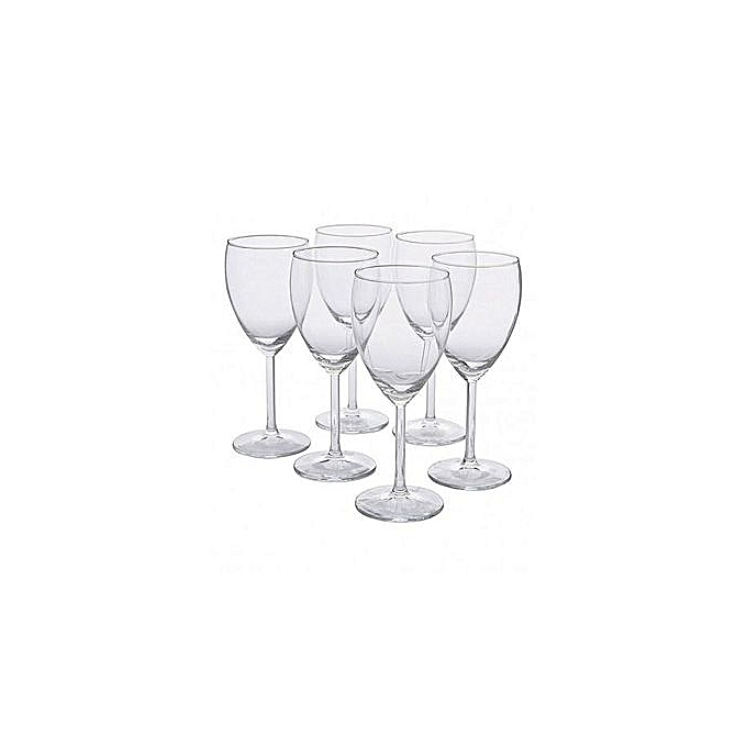 Wine Glass- 12piece Set