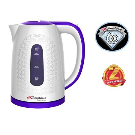 Binatone CEJ-1780 Water Kettle 1.7 Litres