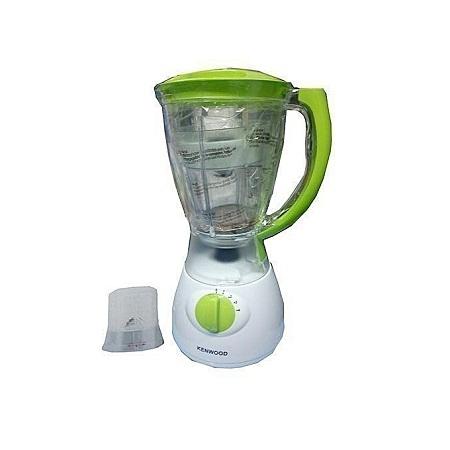 Kenwood Blender with Grinder - 1.5 Litres - White & Light Green