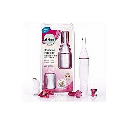 Fashion Sweet sensitive shaver-pink precision shaver