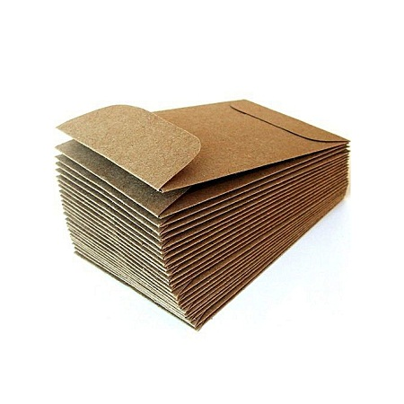 Generic 50 pieces A4 Brown envelopes -Quality and tough