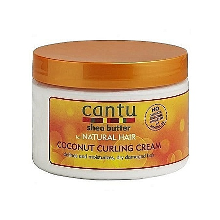 Cantu Shea Butter Coconut Hair Curling Cream