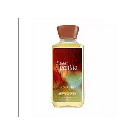 Signature Collection Sweet Vanilla Shower Gel - 295ml