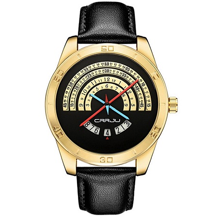 Men's Creative Watch-Gold