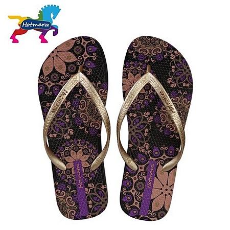 Multicolour Fashionable Slippers