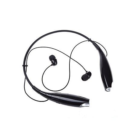 HV-800 Bluetooth V4.0 Headset- Black