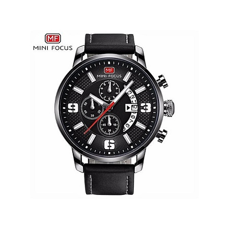 MINIFOCUS Big Dial Watches For Men