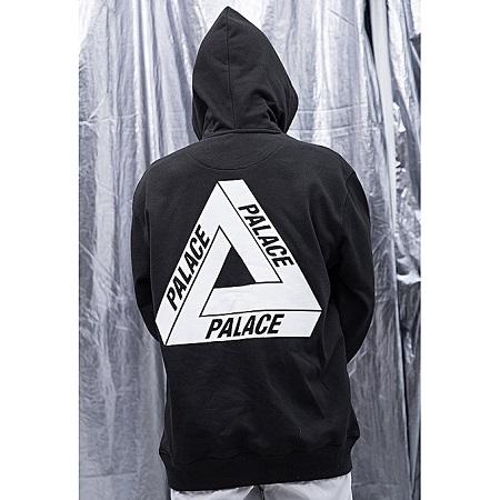 Palace Printed Loose Hoodies