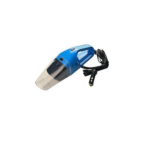 Portable Car Vaccum Cleaner - Blue
