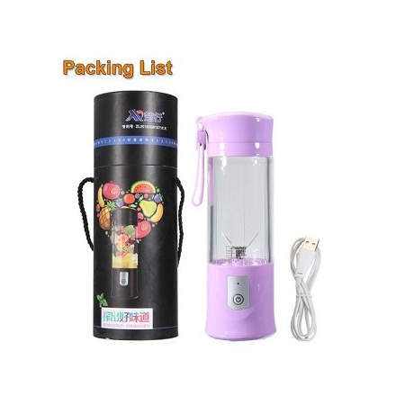 Portable Juice Blender+ Mixer.