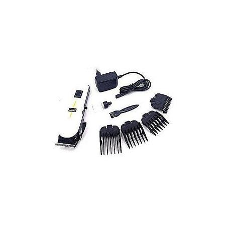 Progemei Electric Hair Clipper White- Kinyozi Professional Hair Clipper