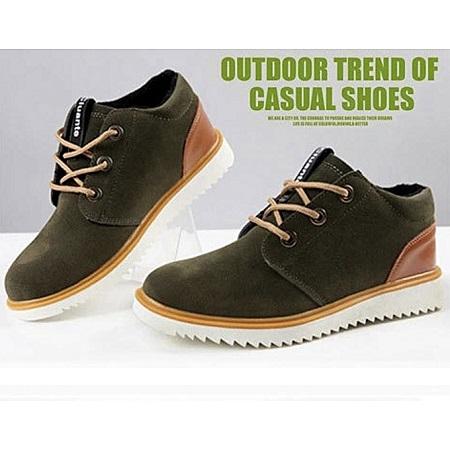 Winter Men And Women Hiking Shoes Warm Fur Boots Climbing Mountain Sneakers