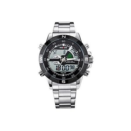 Weide - Men's Watch - Silver