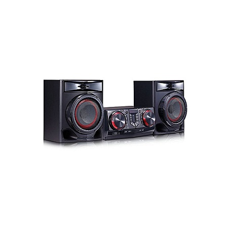 LG XBOOM CJ44 - 480 watts 2.1 CD