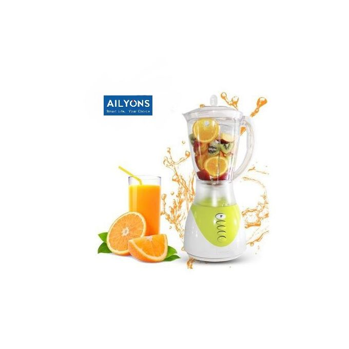 AILYONS FY-1731 Blender 2 In 1 With Grinder Machine 1.5L