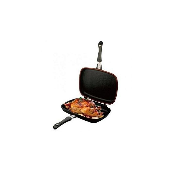 Matrix Double Sided Grill Pan 36cm