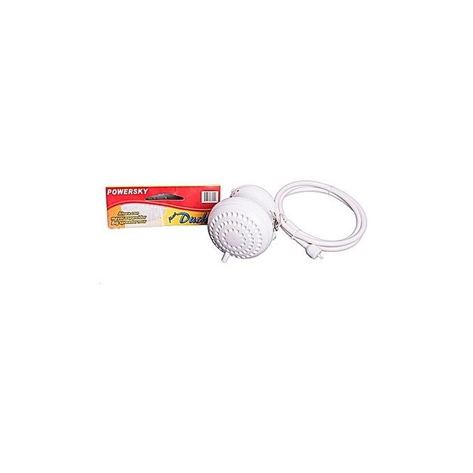 POWERSKY Instant Heater - For Hot Shower - White