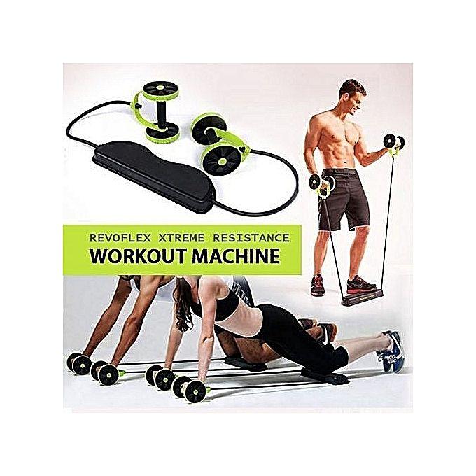 Revoflex Xtreme home gym fitness trainer