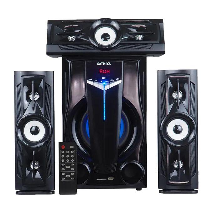 Sathiya 3.1Ch MINI Home Theater Speaker System