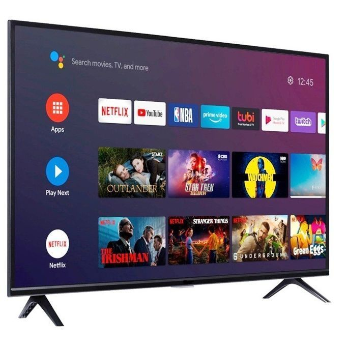 Vitron 43 Inches FULL HD Smart Android TV Youtube Netflix