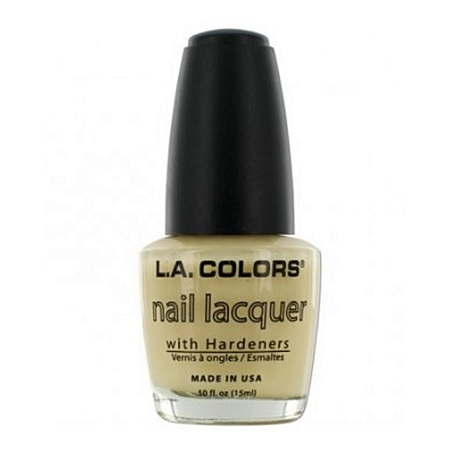 L.A. Colors Nail Lacquer - French Nails Creme