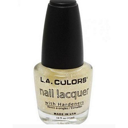 L.A. Colors Nail Lacquer - Cristal