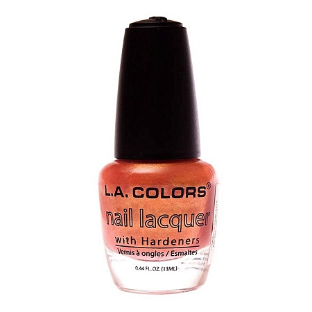 L.A. Colors Nail Lacquer - Nectar