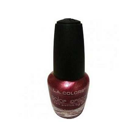 L.A. Colors Color Craze Nail polish - Electrified