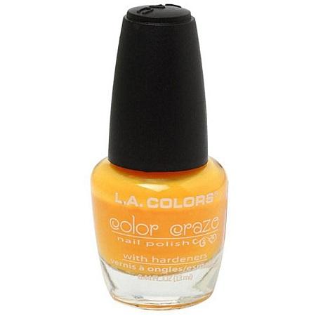 L.A. Colors Nail Polish - Shock